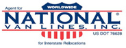 National Van Lines Logo