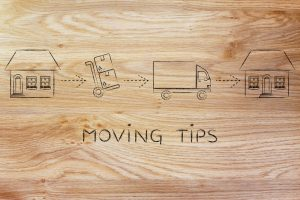 Use these simple tips to make your next apartment move easier.
