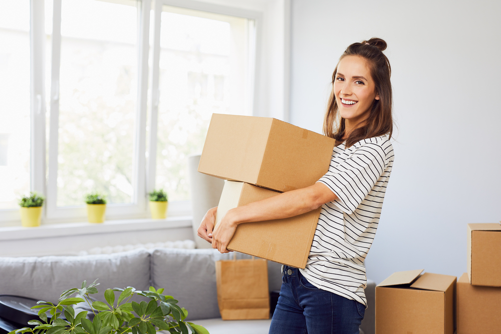 Tips on how to prepare you home for a cross country move.
