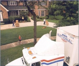national moving truck